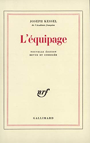 9782070235612: L'Equipage