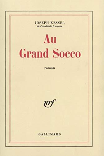 9782070235773: Au grand socco (French Edition)