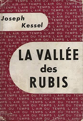 9782070235797: La vallée des rubis