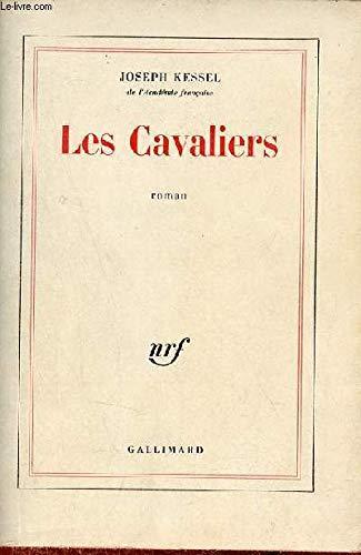 9782070235889: Les Cavaliers (Blanche)
