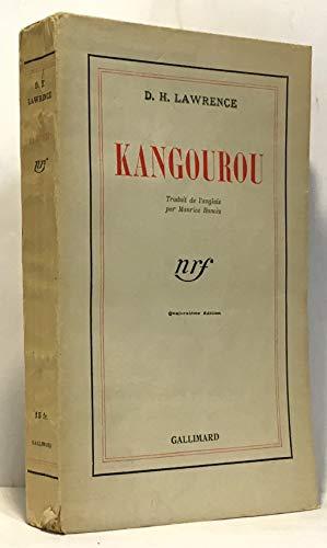 9782070237845: Kangourou