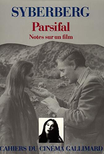 9782070239108: Parsifal. Notes sur un film