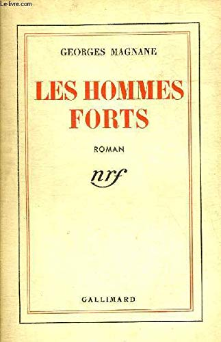9782070240937: Les hommes forts
