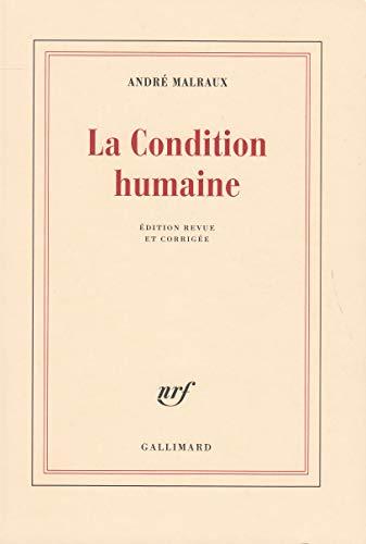 9782070241316: La Condition Humaine