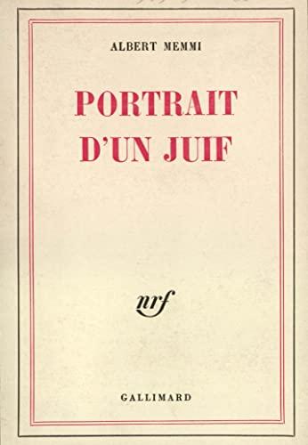 9782070243808: Portrait d'un juif