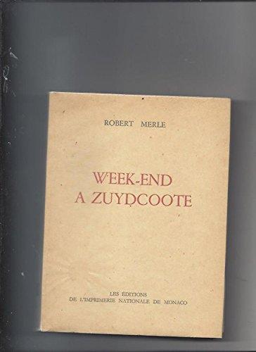 9782070244140: Week end à Zuydcoote