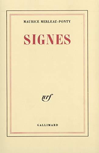 Signes: Maurice Merleau-Ponty