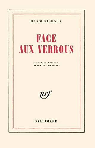 9782070244546: Face aux verrous (French Edition)