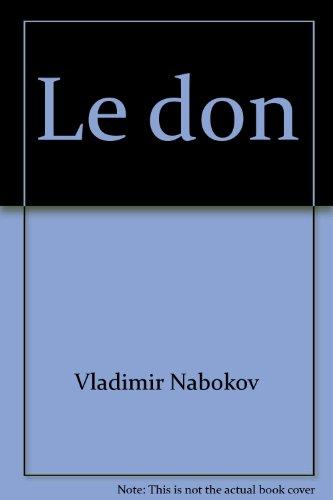 9782070246793: Le don