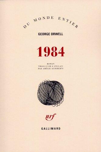9782070248100: 1984