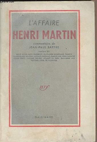 L'Affaire Henri Martin: Hervé Bazin, Marc