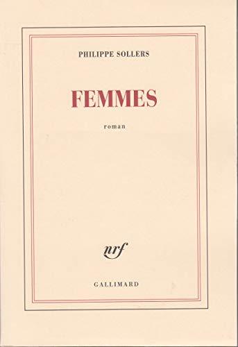 9782070248810: Femmes: Roman (French Edition)