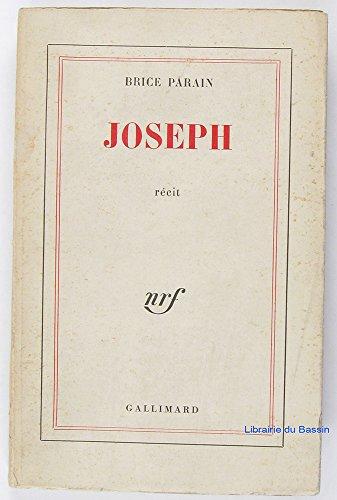 9782070249046: Joseph