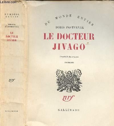 Le Docteur Jivago: Pasternak, Boris