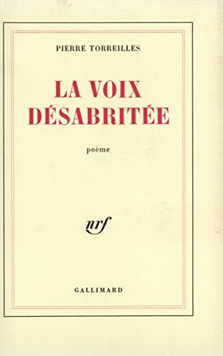 9782070249718: La Voix d�sabrit�e
