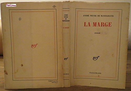 9782070251001: La Marge
