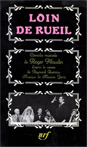 9782070251032: Loin De Rueil