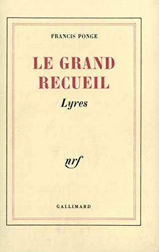 9782070251636: Le Grand recueil (Tome 1)