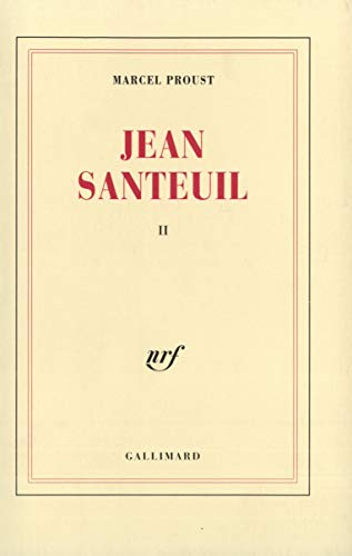 9782070252824: Jean santeuil (3 vol.) (French Edition)