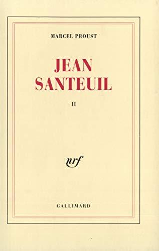9782070252824: Jean Santeuil (3 volumes)