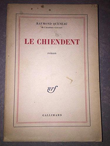 9782070253005: Le Chiendent