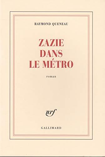 9782070253173: Zazie dans le métro