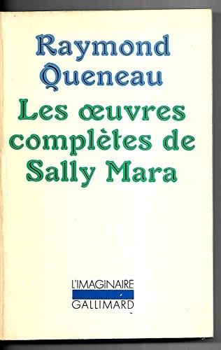 9782070253180: Les oeuvres completes de sally mara (Blanche)