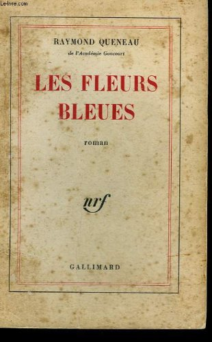 9782070253227: Les fleurs bleues