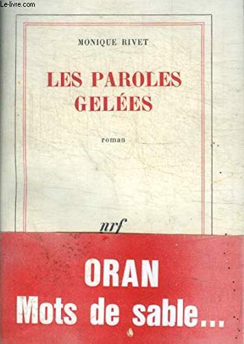 Les paroles gelées