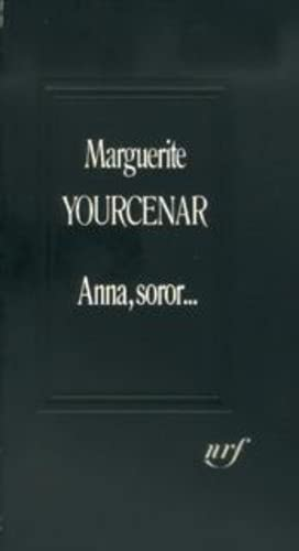 9782070256976: Anna, soror (French Edition)