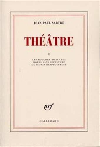 Théâtre: Sartre, Jean-Paul