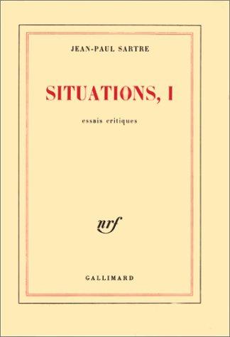 9782070257621: Situations I