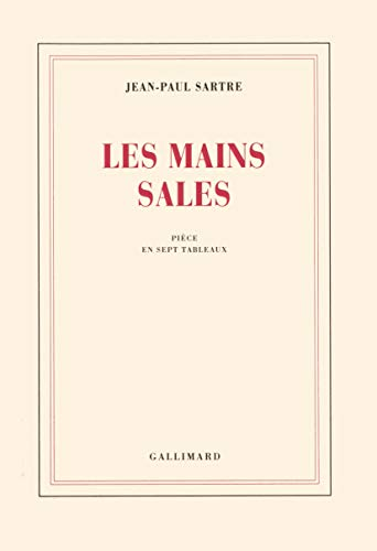 9782070257645: Les Mains sales