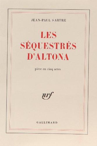 9782070257706: Les Séquestrés d'Altona