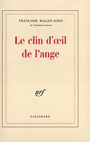 9782070259786: Le clin d'œil de l'ange (French Edition)