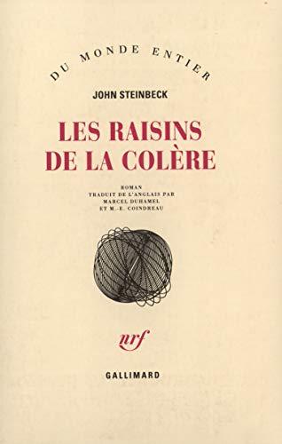 Les Raisins de la colère: Steinbeck, John