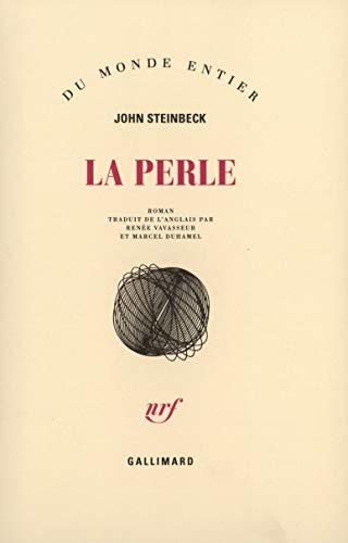 9782070260751: La perle (French Edition)