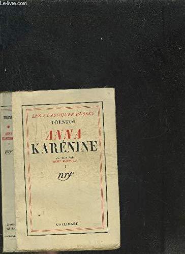9782070262977: Anna karenine (Class Russes)