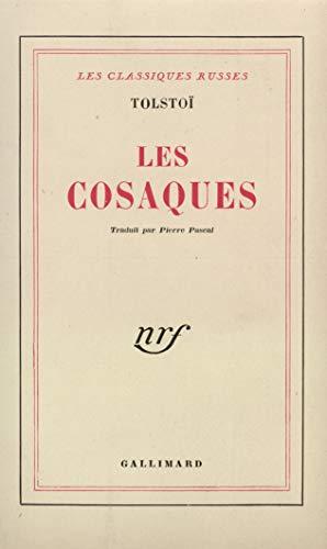 9782070262991: Les Cosaques
