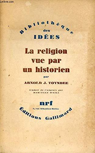 9782070263189: La religion vue par un historien