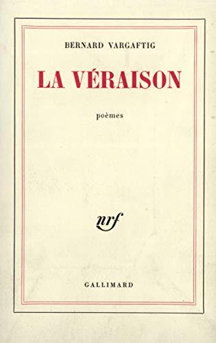 9782070264681: La Véraison