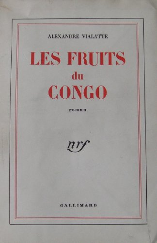 9782070265213: LES FRUITS DU CONGO