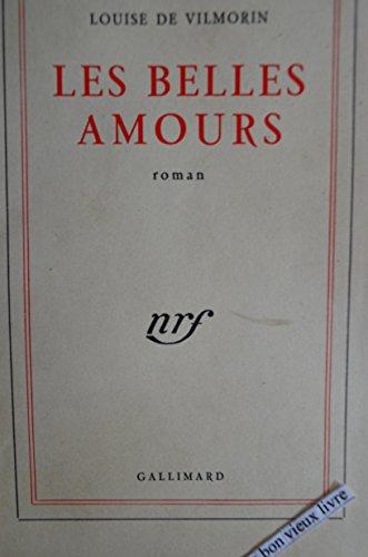 9782070265442: Les Belles Amours