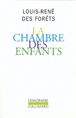9782070265541: La Chambre Des Enfants (French Edition)