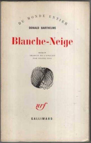 9782070267996: Blanche-neige