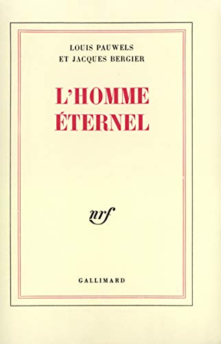 9782070268337: L'Homme éternel