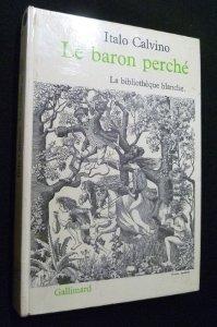 9782070268818: Le baron perche