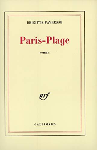 9782070269822: Paris-plage: Roman (French Edition)