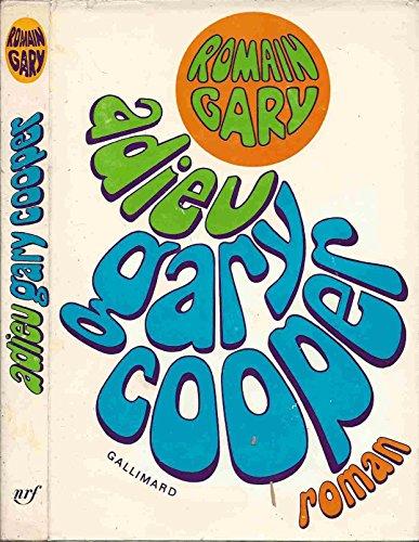 9782070270217: Adieu Gary Cooper (Blanche)