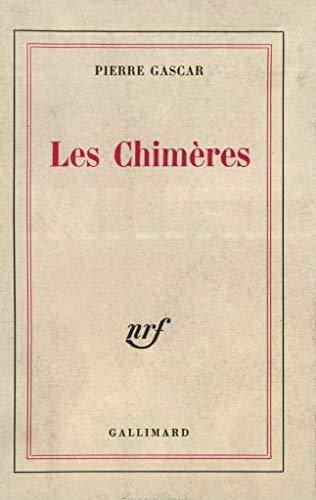 9782070270248: Les Chimères